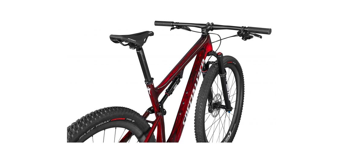 Epic Expert Carbon 29 XC Specialized 2021 Gloss Red Tint/White Gold Ghost Pearl