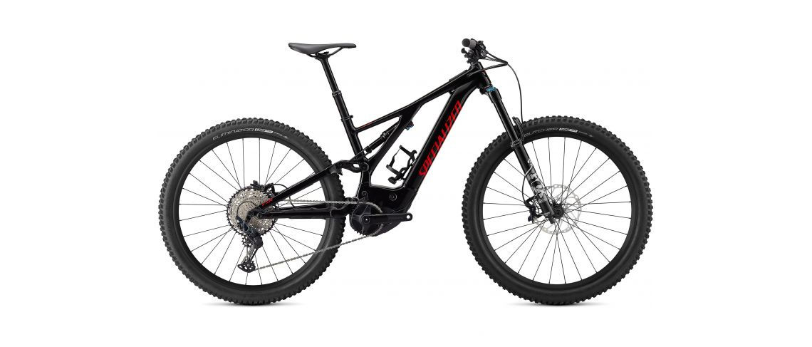 Levo Comp 29 NB Electric MTB Specialized 2021 Black/Flo Red