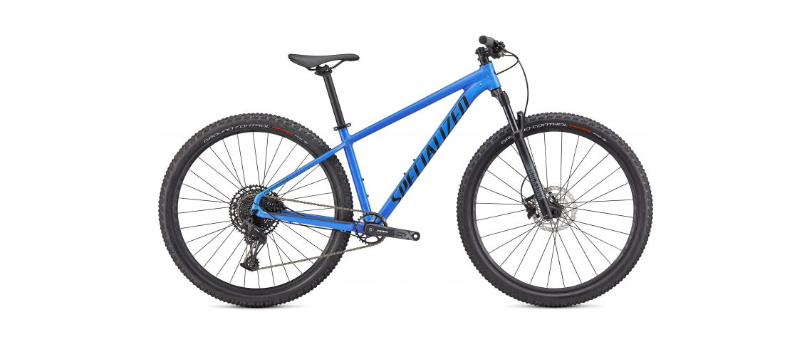 Rockhopper Expert 27.5 MTB Specialized 2021 Gloss Sky Blue / Satin Black