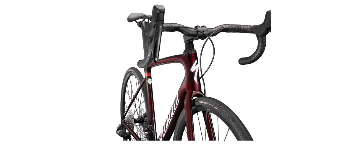 Roubaix Comp Specialized Gloss Red Tint/Carbon/Metallic White Silver