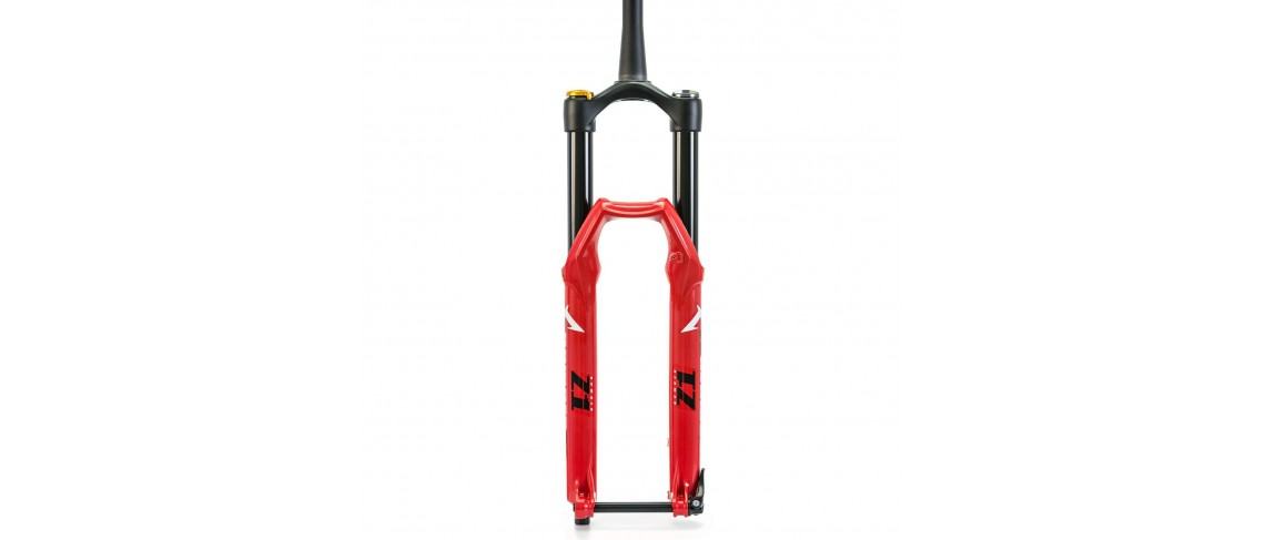 Fork Marzocchi Bomber Z1 27.5 180 A Grip SA 44MM QR110 Red 2022