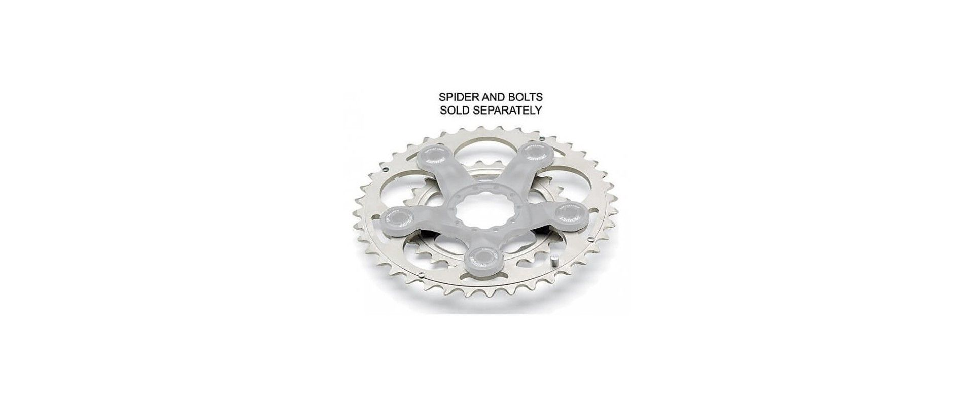 Road Chainrings and Spiders