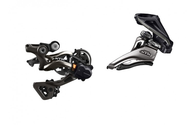 MTB Rear and Front Derailleur