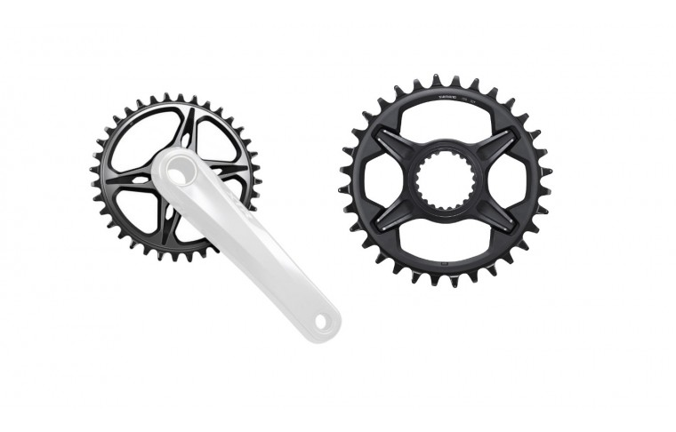 MTB Chainrings and Spiders