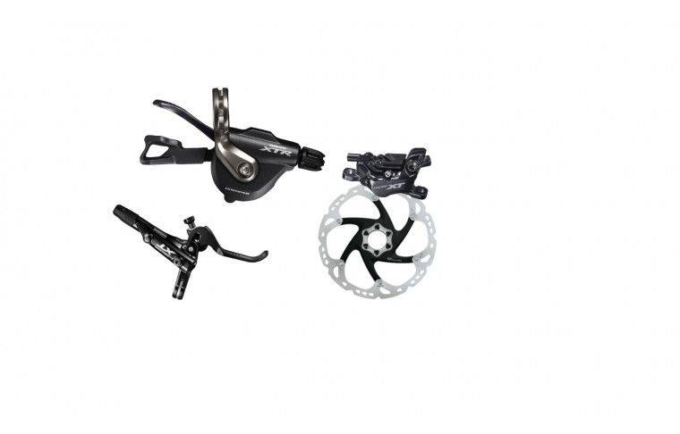 MTB Brakes and Levers
